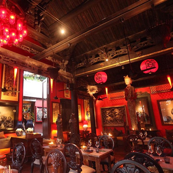 Bale Sutra 1706 at Hotel Tugu Bali