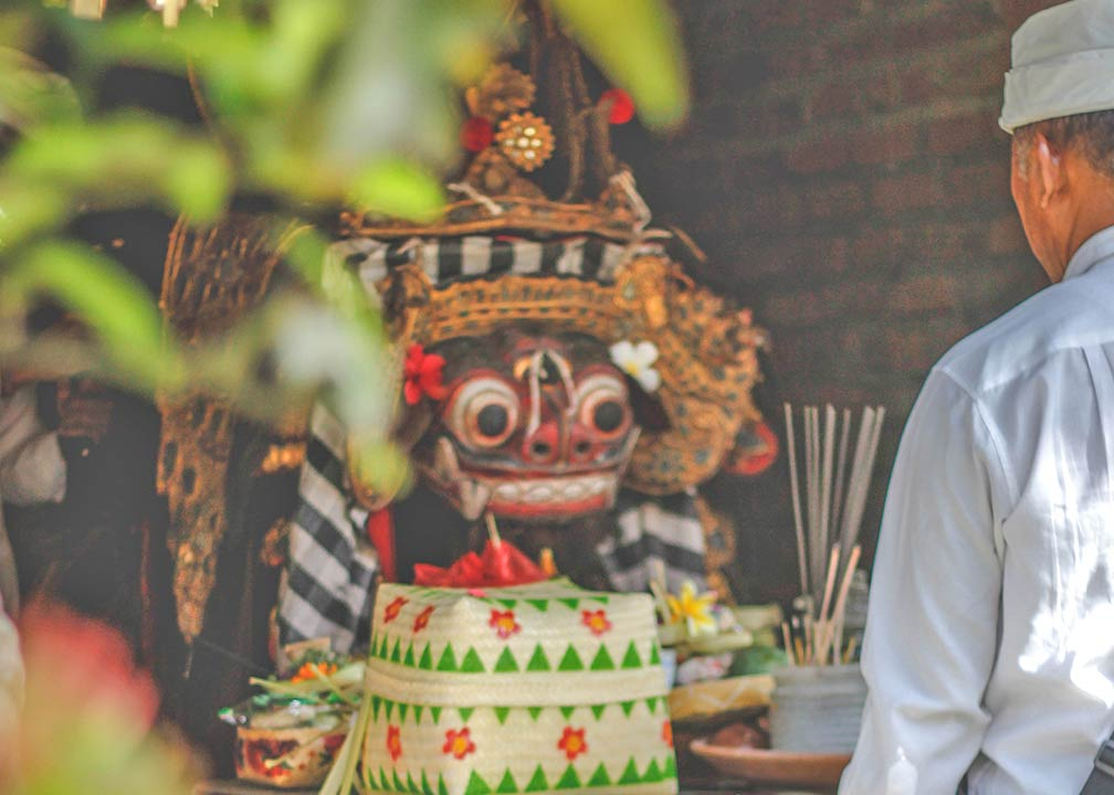 Special Offers Bali Spiritual Activities at Hotel Tugu Bali