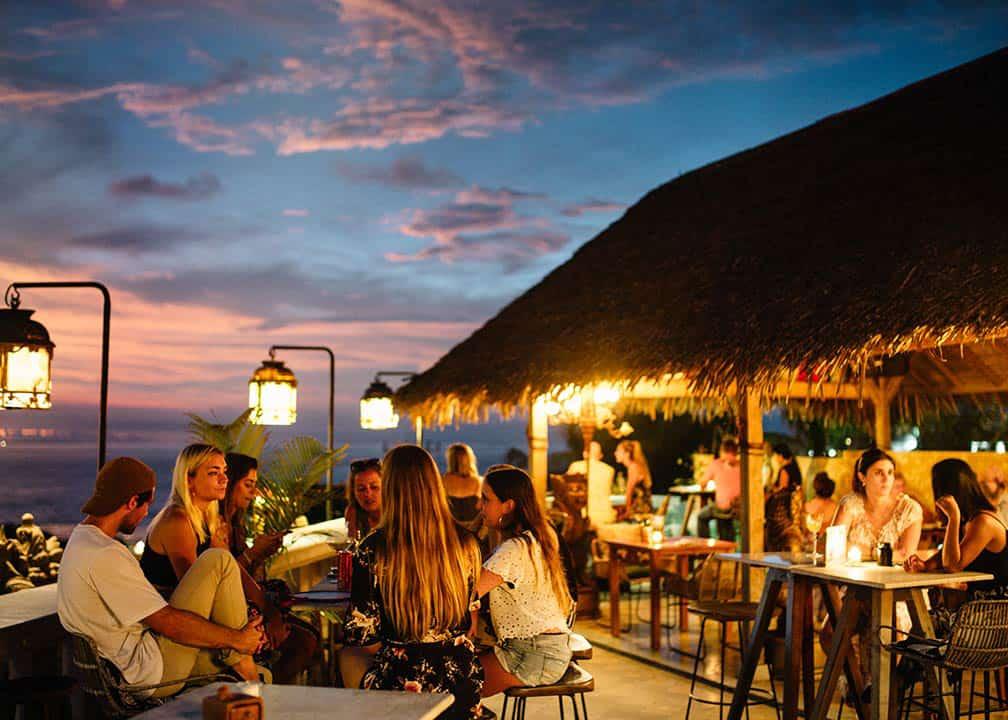 Ji Restaurant at Hotel Tugu Bali