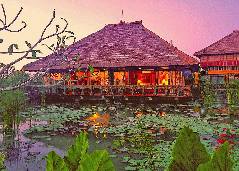 Villa Le Mayeur at Hotel Tugu Bali