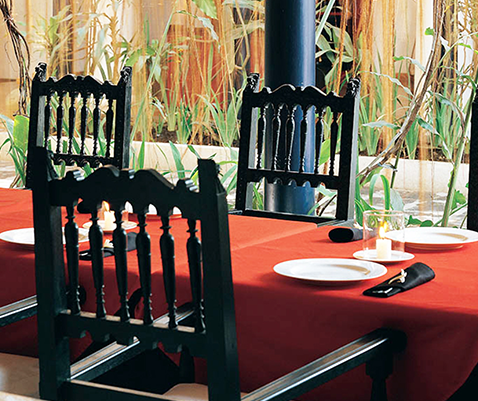 Dining Colony Restaurant at Hotel Tugu Blitar
