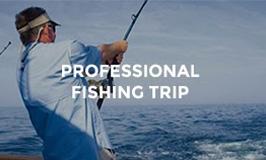 Professional Fishing Trip Hotel Tugu Lombok