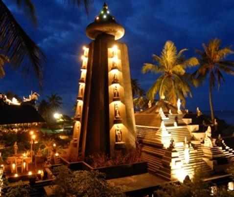 Hening Swarga Temple Hotel Tugu Lombok