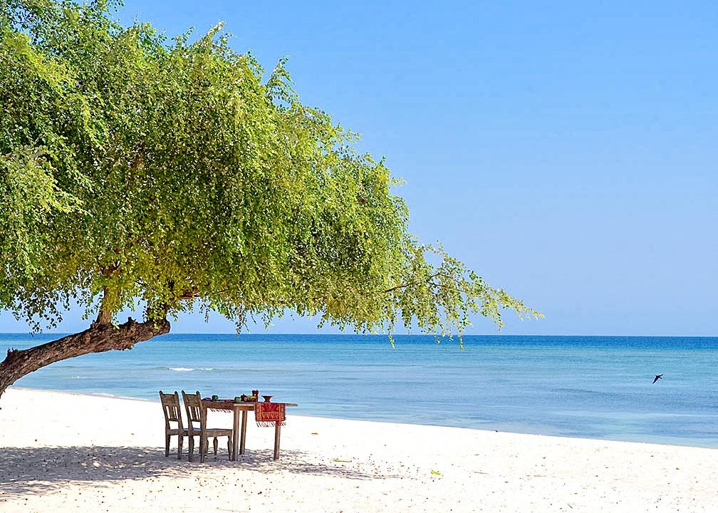 Beach Hotel Tugu Lombok
