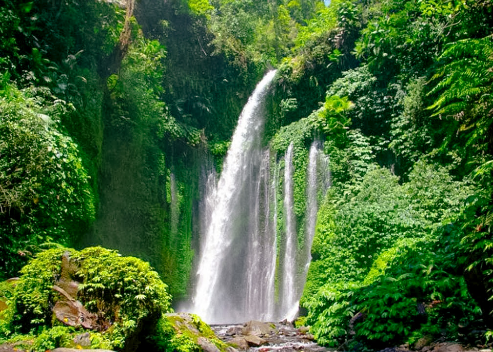 Gangga Waterfall