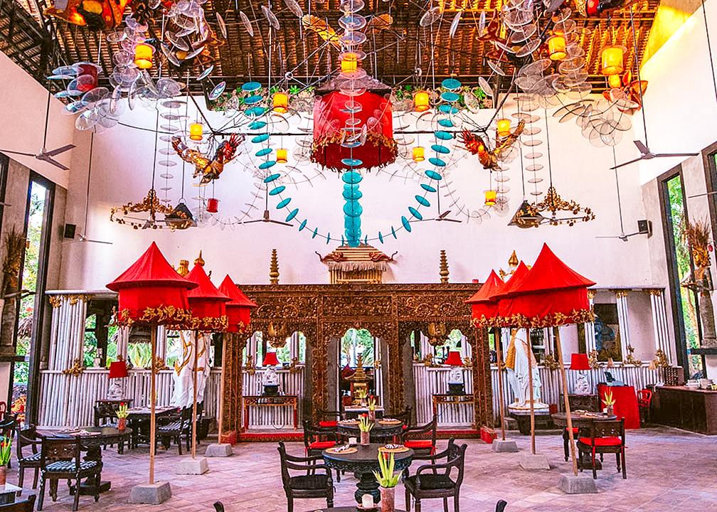 Gedong Gandrung- Restaurant1