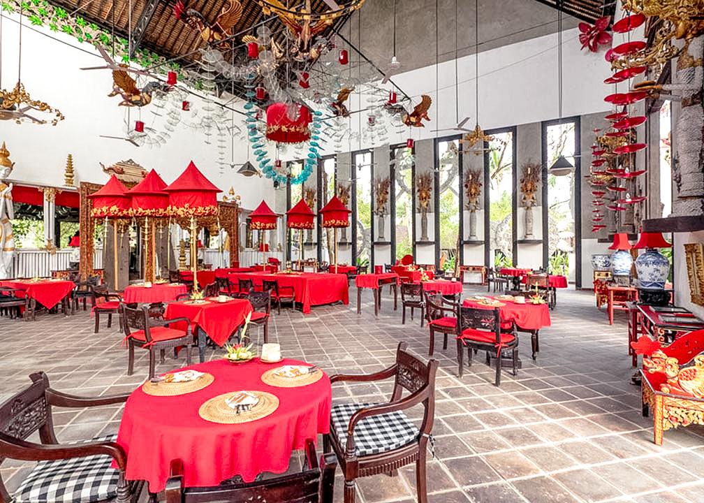 Gedong Gandrung Hotel Tugu Lombok