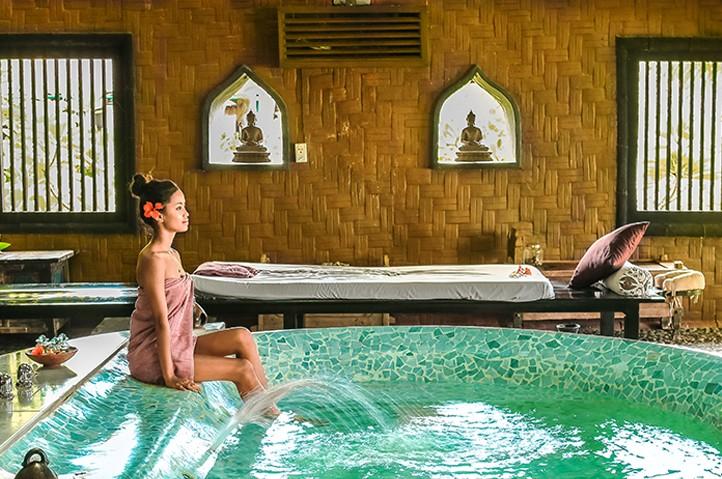 Hening Swarga Spa Hotel Tugu Lombok