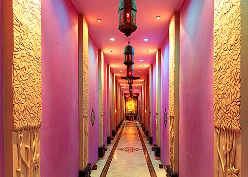 The Endless Love Hall Hotel Tugu Malang