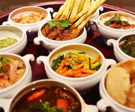 Dining at Hotel Tugu Malang