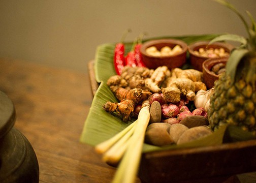 Indonesia Tradition Hotel Tugu Malang