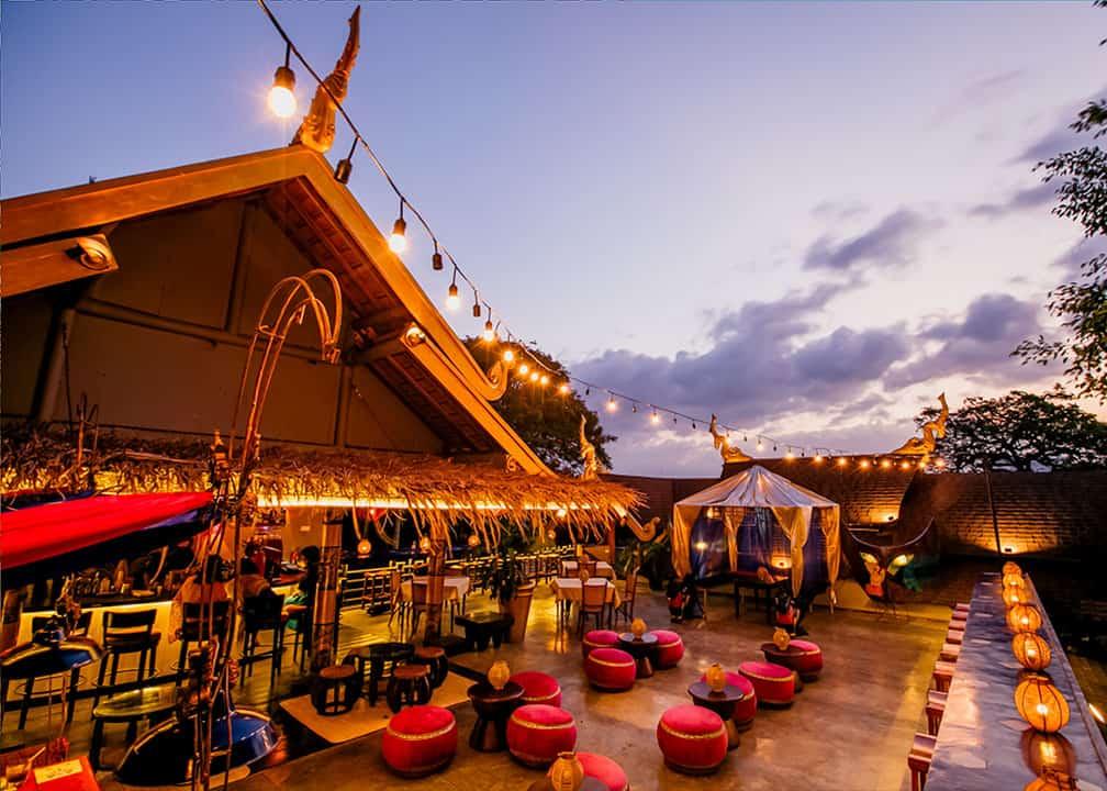 SaigonSan Restaurant & Rooftop Terrace