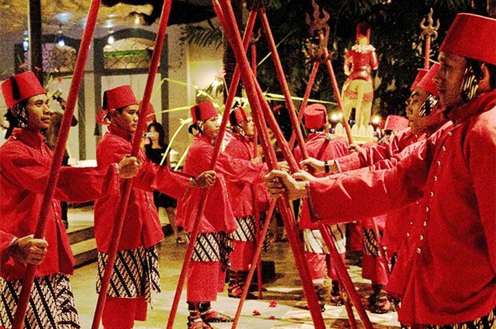 Peranakan Wedding at Hotel Tugu Lombok