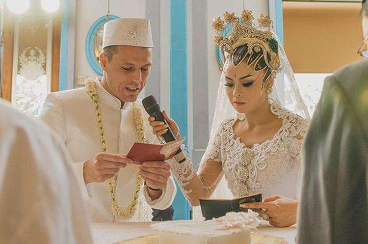 Wedding at Hotel Tugu Malang