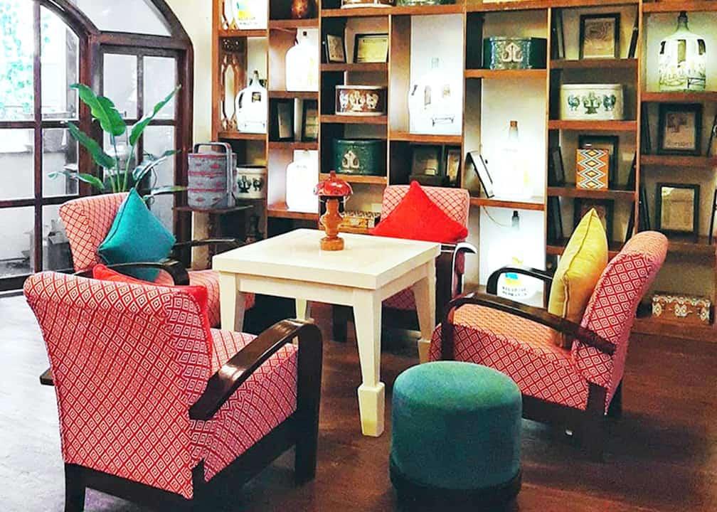 Sangon Lounge at Kawisari Cafe & Eatery