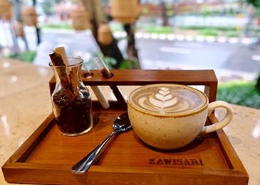 Kawisari Cafe & Eatery Jakarta
