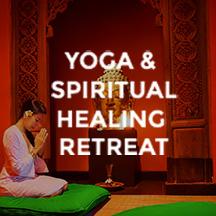 Exotic spas healing retreat