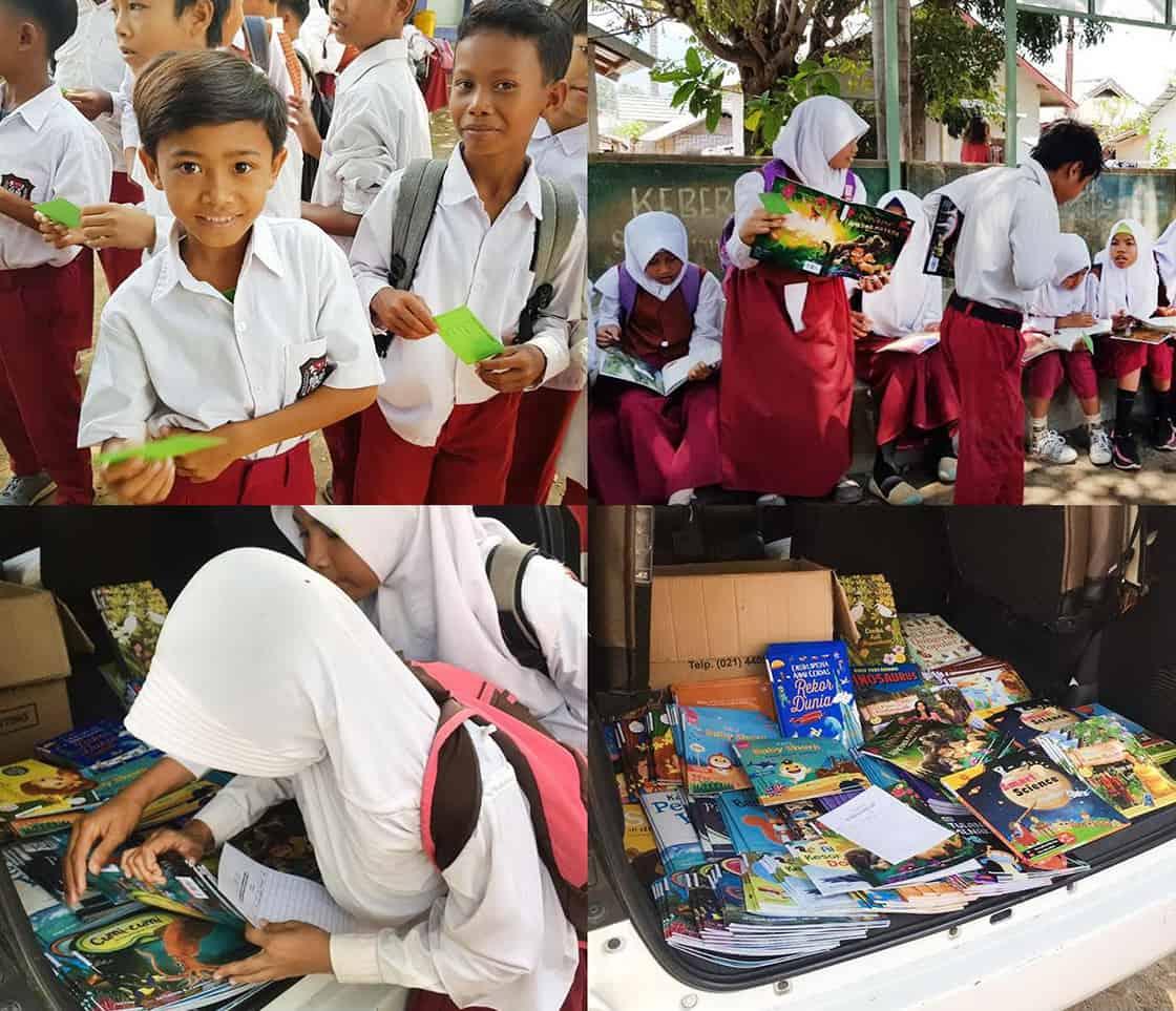 Tugu Library for Kids Hotel Tugu Lombok